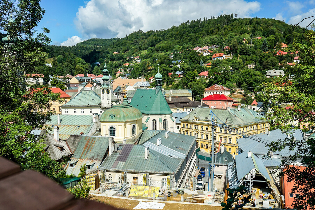 Banska Stivanica - Städtetrip Slowakei