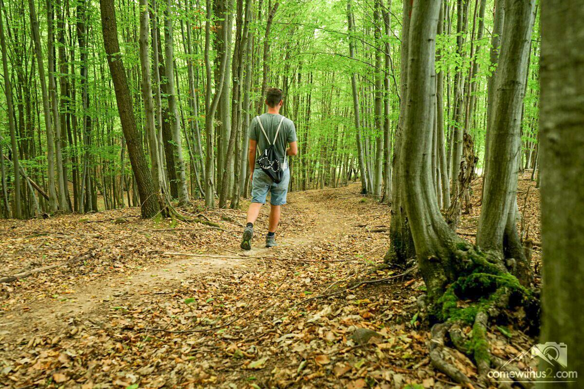 Wandern Slowakei - mit dem GPS-Gerät