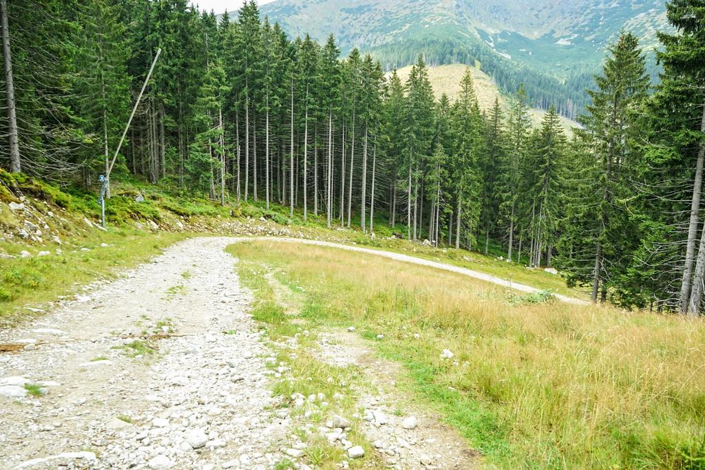 Wanderroute Slowakei Niedere Tatra