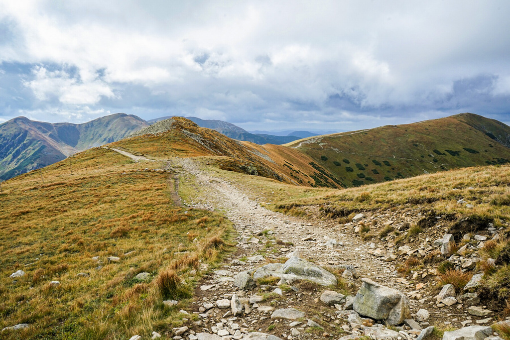 Wander Tipp Niedere Tatra Slowenien