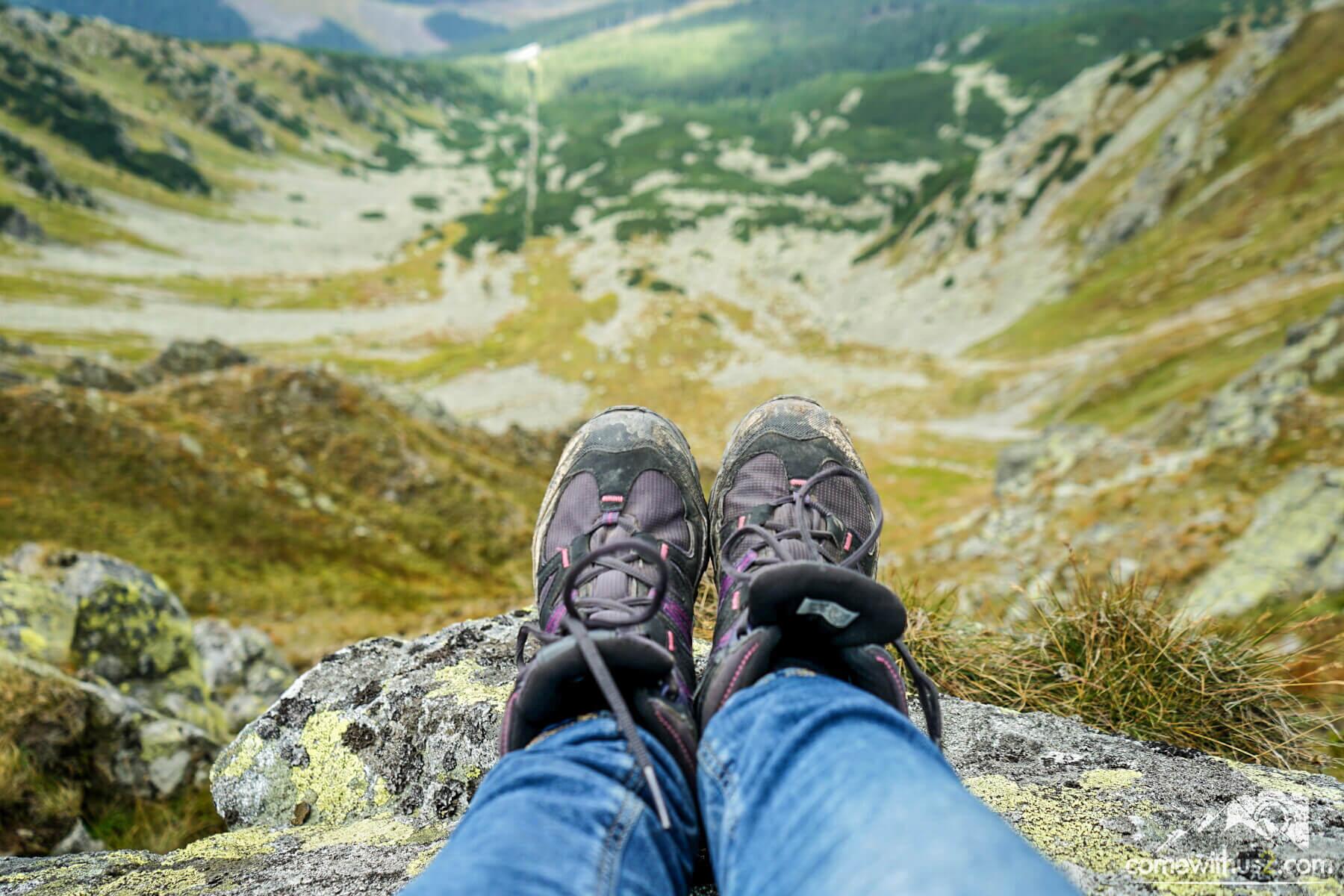 Aussicht Wandern Slowakei