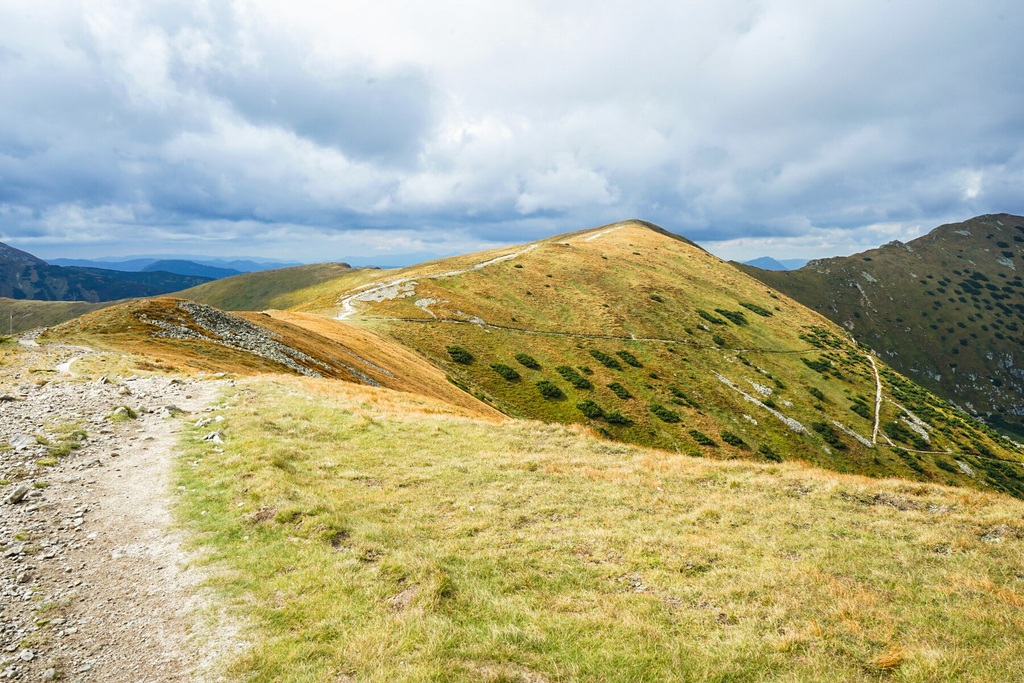 Wanderweg Niedere Tatra