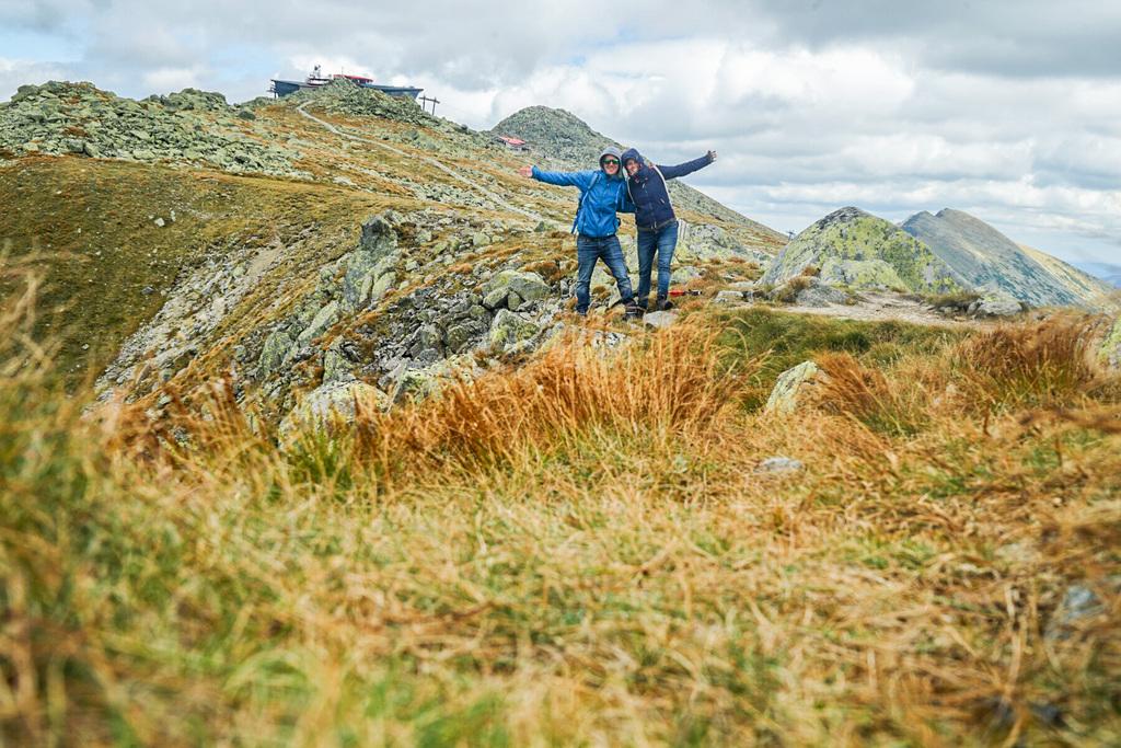 Wandern Slowakei Niedere Tatra Sehenswürdigkeiten