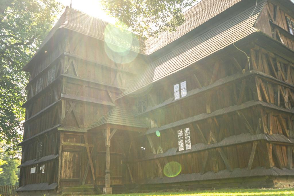 Holzkirchen der Slowakei - Hronsek
