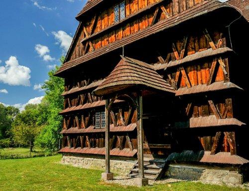 Kultur-Tipp: Holzkirchen in der Slowakei