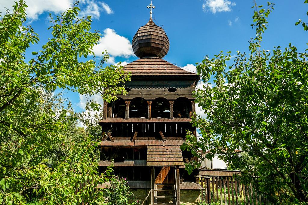 Turm Holzkirchen Slowakei