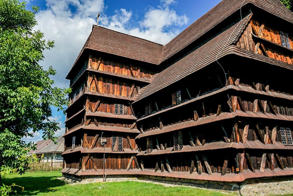 Sehenswürdigkeiten Holzkirchen Slowakei