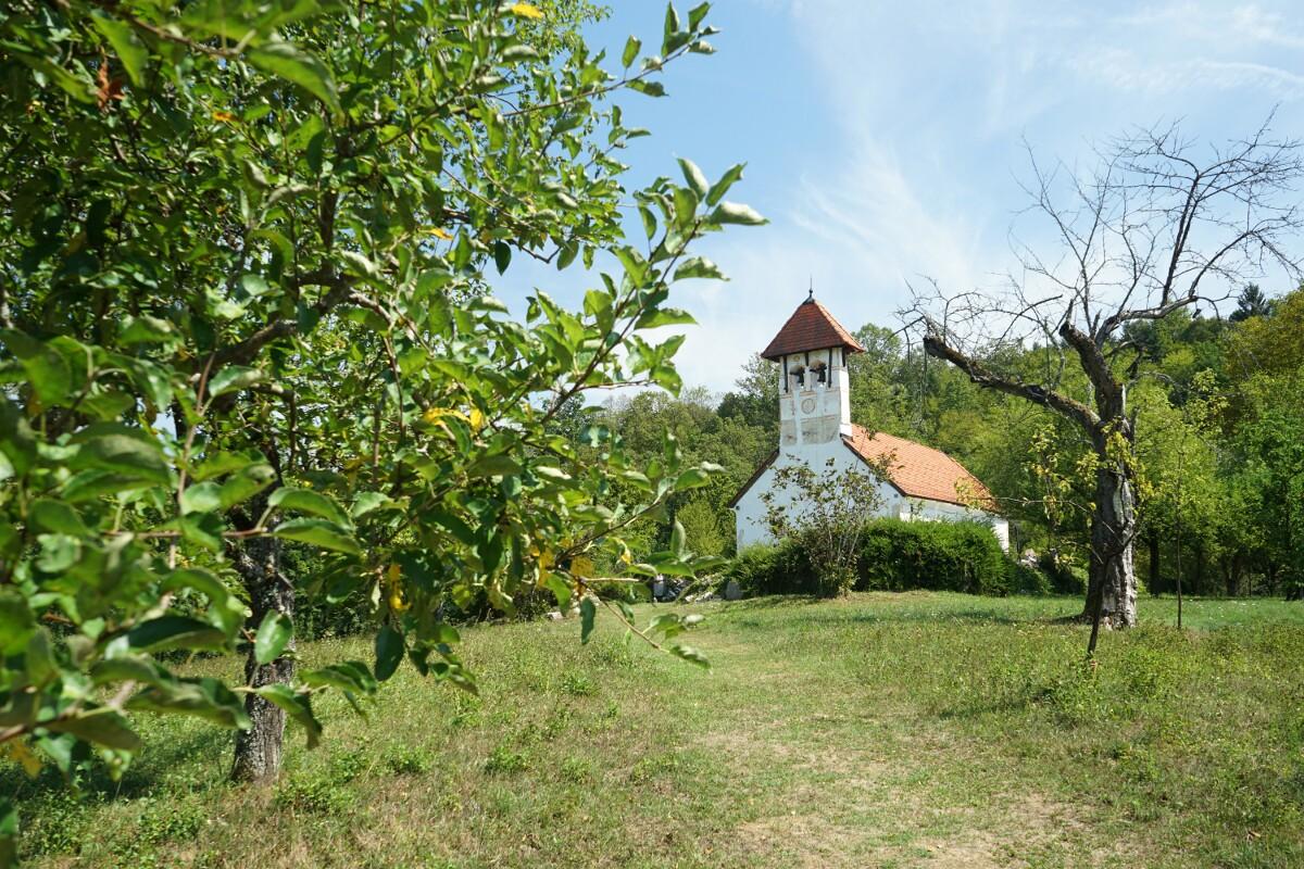 Bela Krajina - Kirche Slowenien
