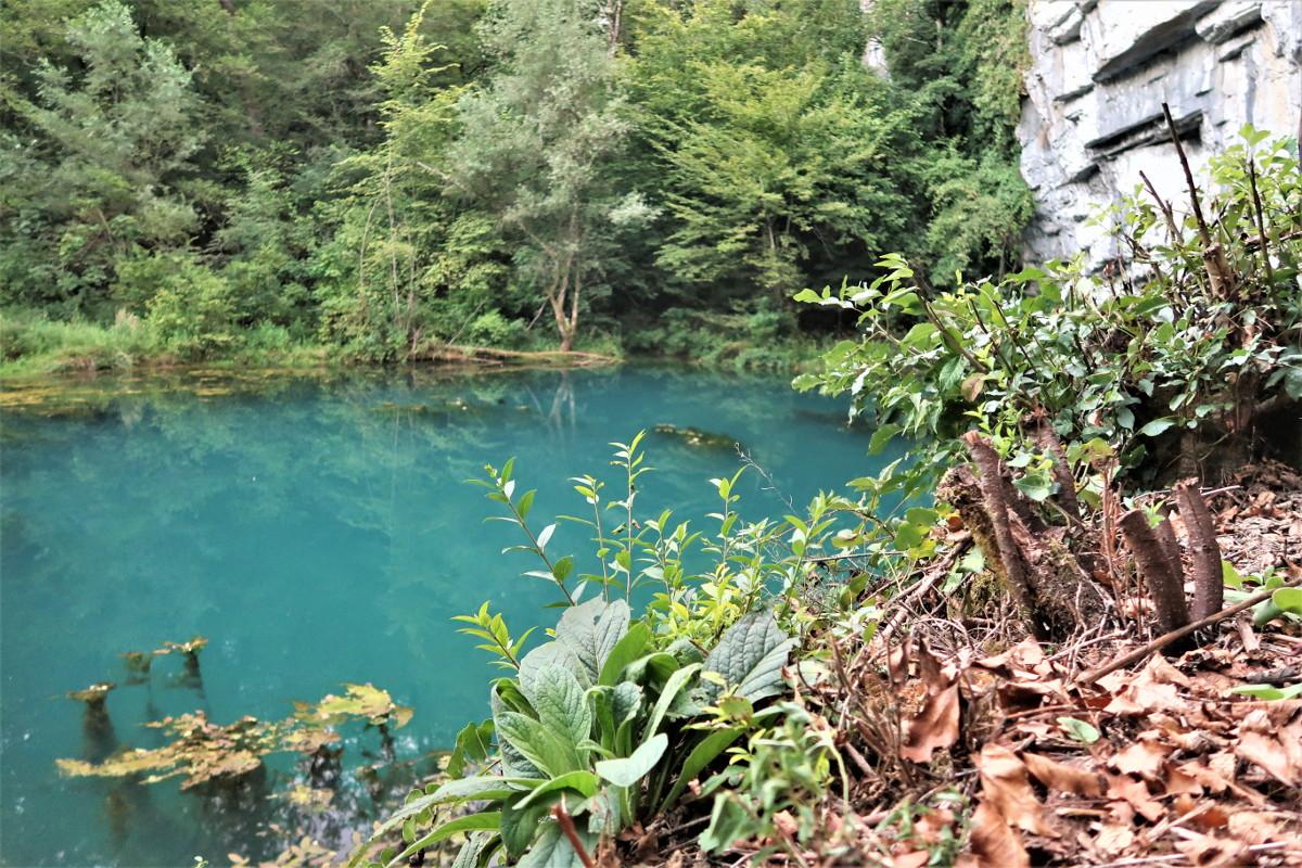 Quelle Krupa, Slowenien bereisen