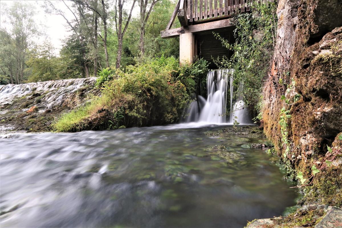 Quelle der Krupa, Slowenien Geheimtipp