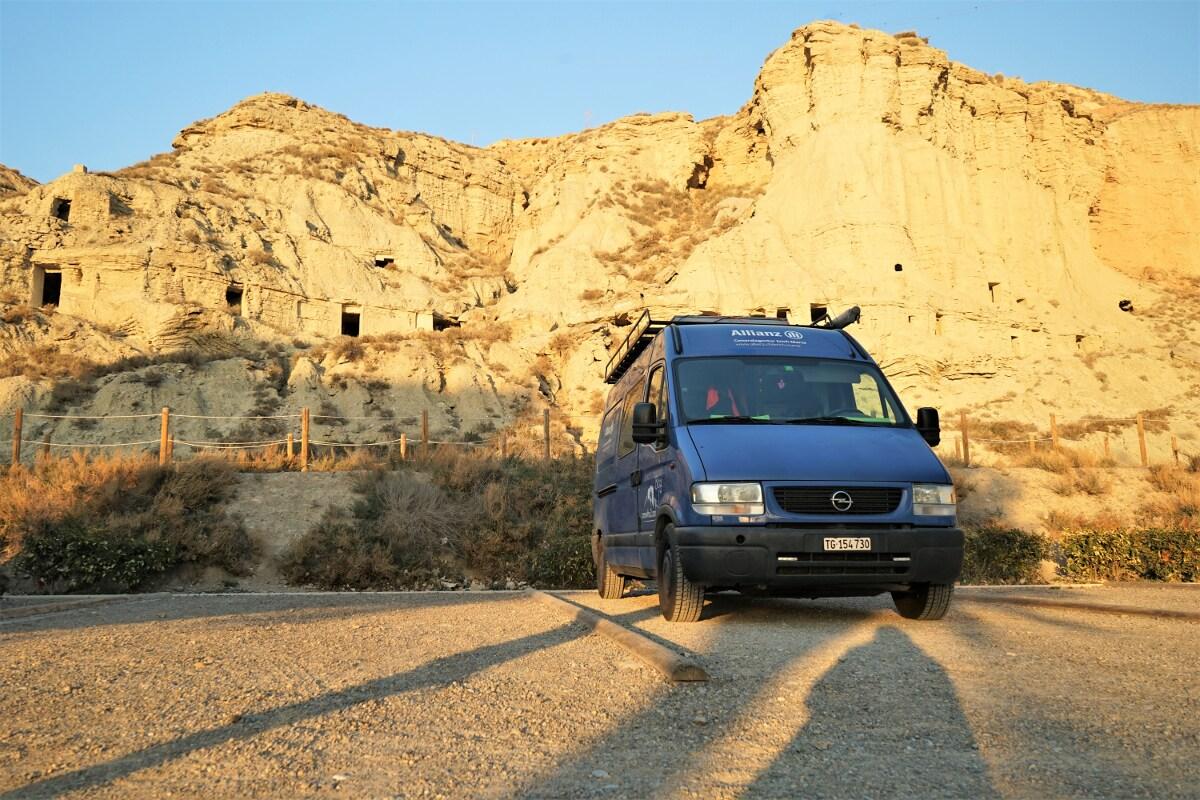 Camping Bardenas Reales