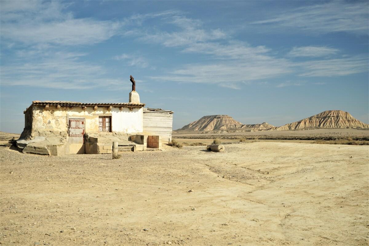 Bardenas Reales - Sehenswürdigkeit im Norden Spaniens