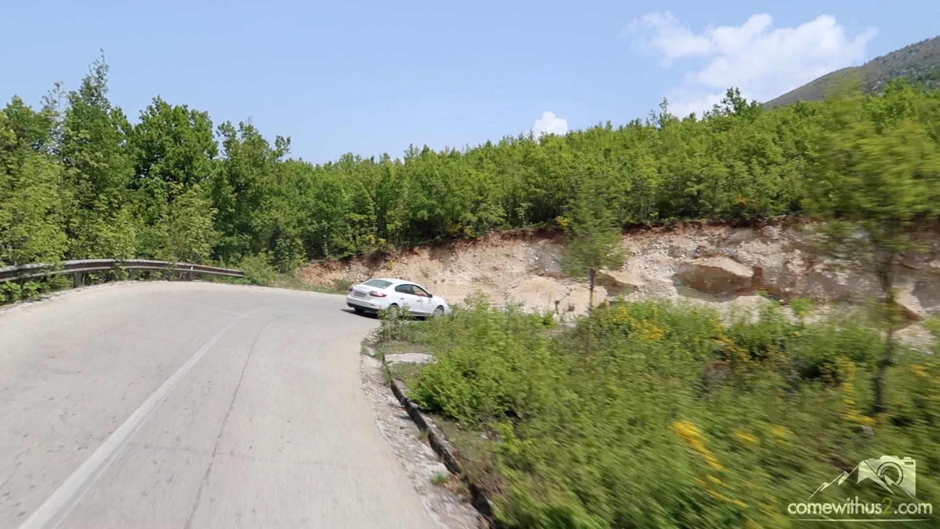 Autofahren in Mazedonien