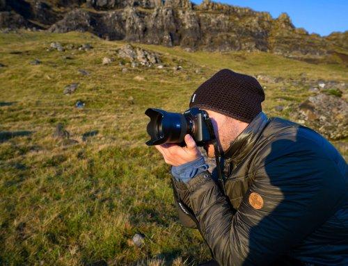 Reisezeit – Kamerarucksack-Zeit