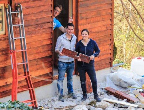 Unsere erste Erfahrung mit Workaway in Europa