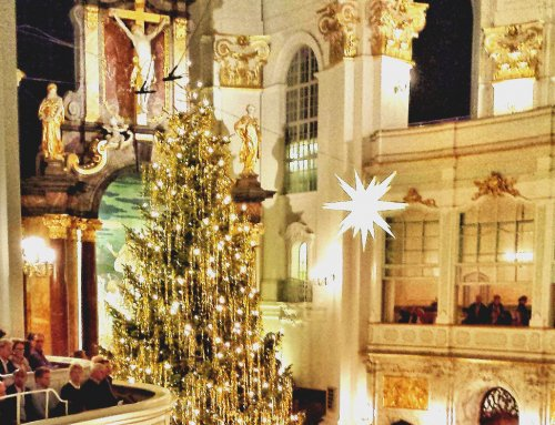 Unser Weihnachten in Hamburg