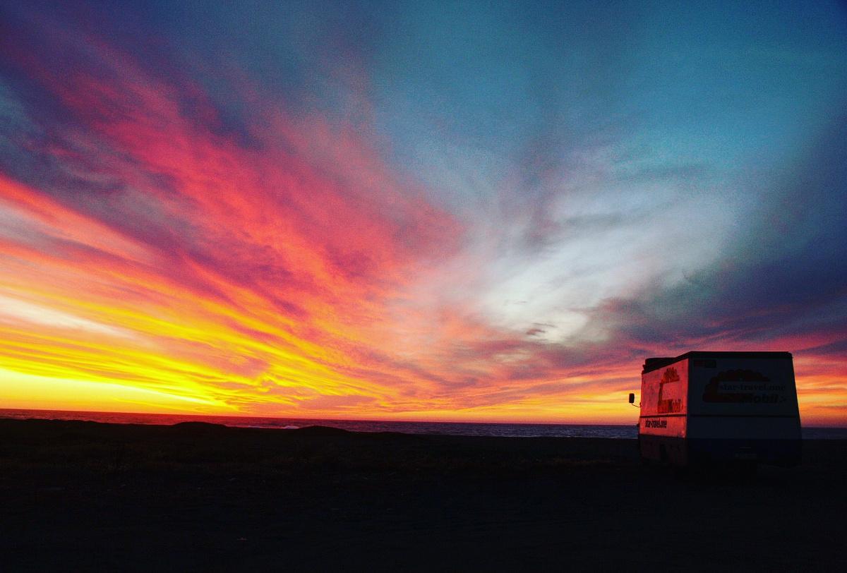 Estrellita Sonnenuntergang