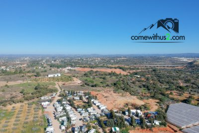 Portugal Mikkis Place von oben (Drohne)