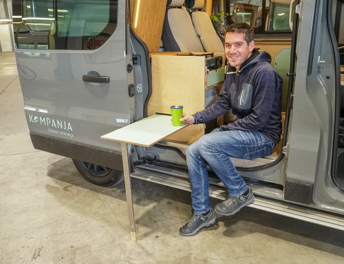 Kompanja – der Campervan für jede Situation
