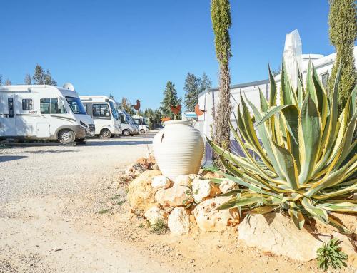 Mikkis Place to stay – Stellplatz an der Algarve