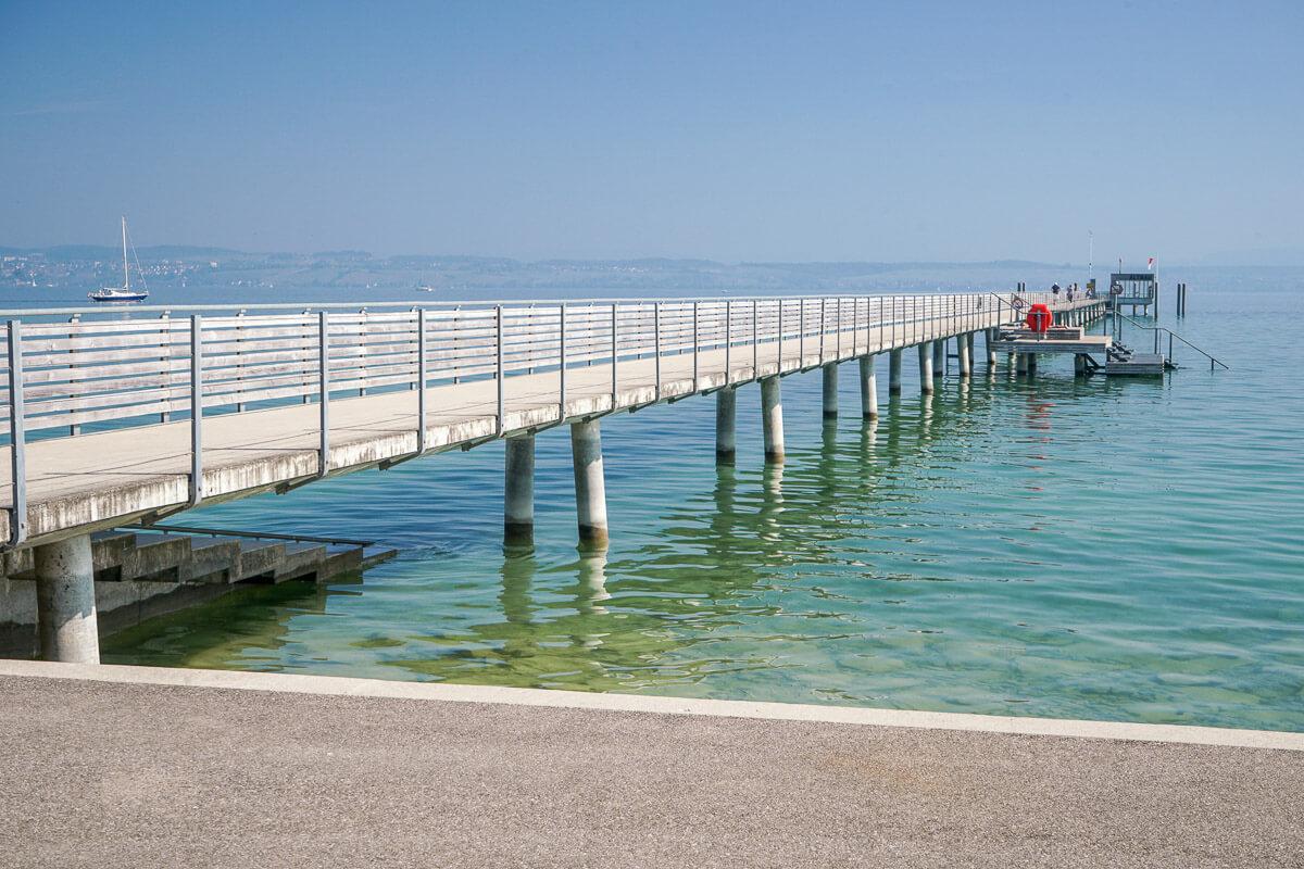 Sehenswürdigkeiten am Bodensee: Altnauer Steg