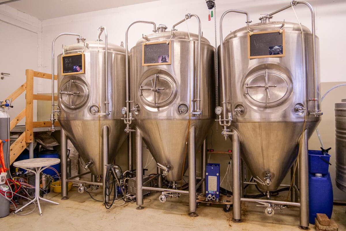 Mit dem eigenen Craft Beer durchstarten: Barfuss Brauerei Wuppenau