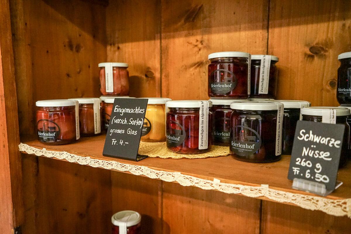 Feierlenhof: Feine Spezialitäten aus dem Thurgau