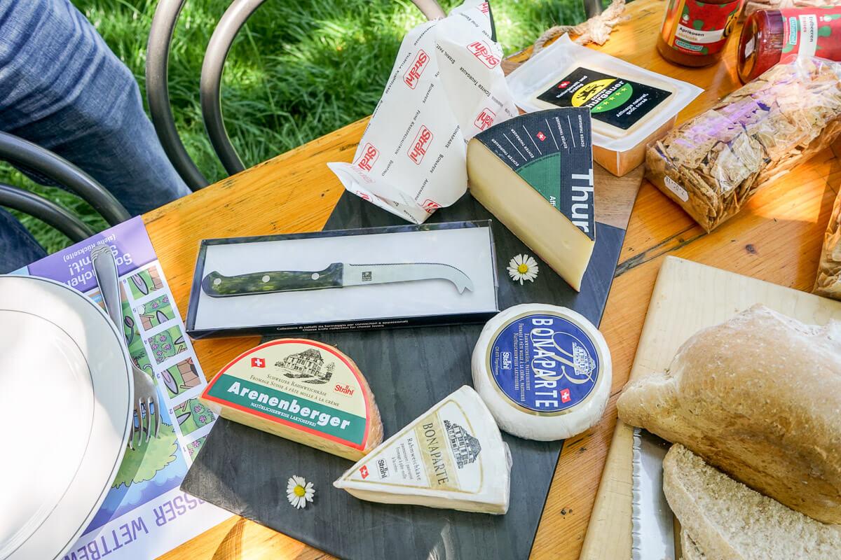 Thurgauer Käse: Strähl Käse AG aus Siegershausen