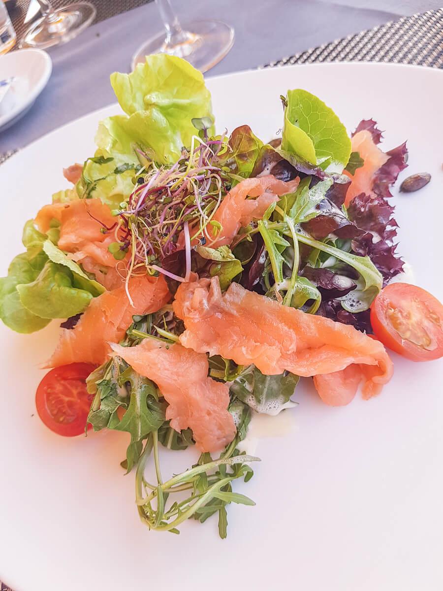 Restaurant Seemöwe Güttingen: Sehr gute bodenständige Küche