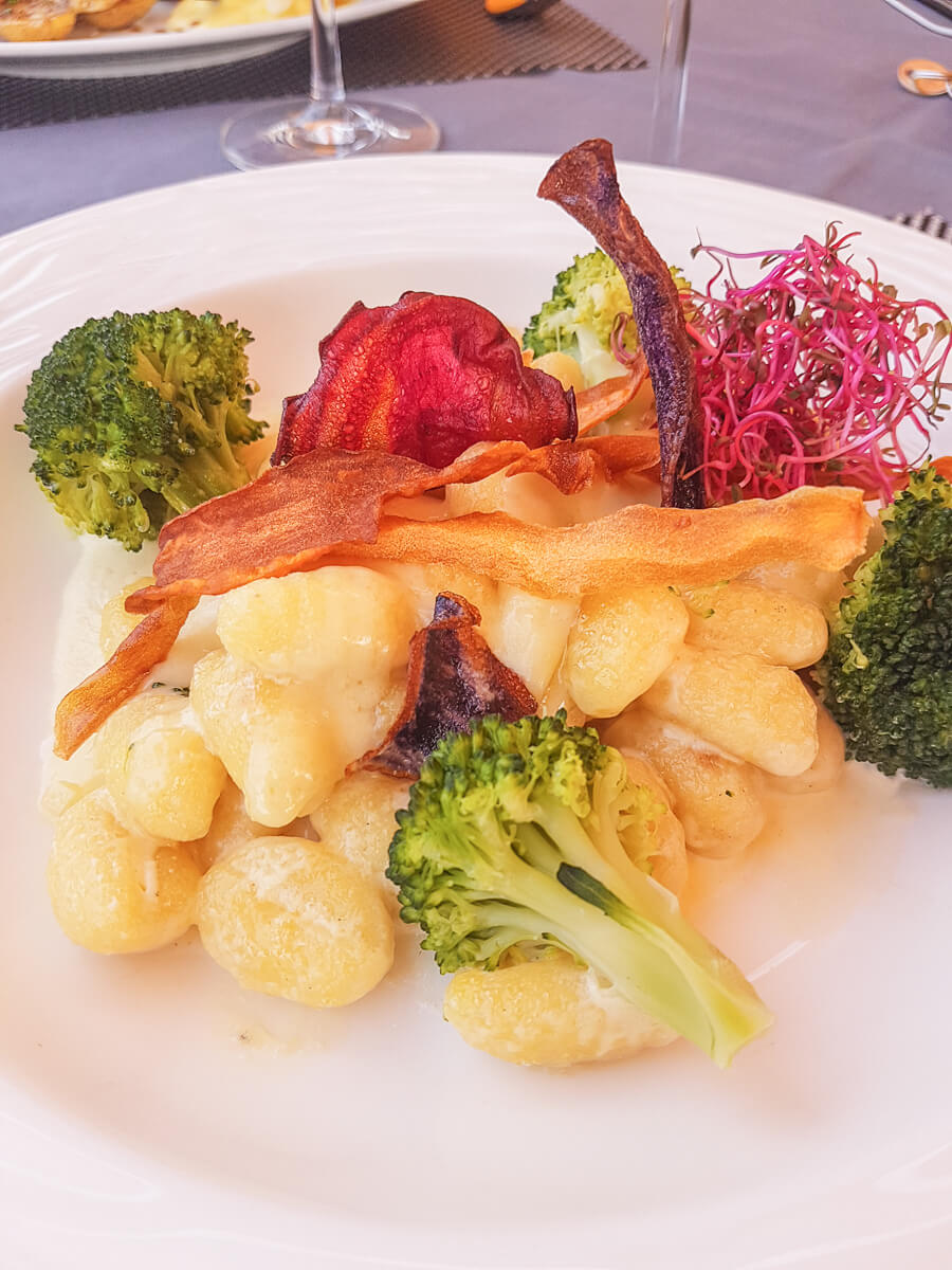 Vegetarische Menüs: Restaurant Seemöwe Altnau Thurgau