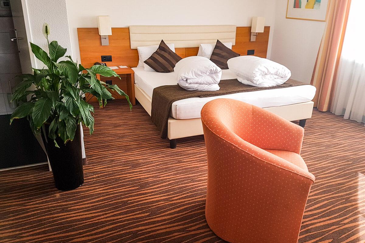 Zimmer Hotel Restaurant Seemöwe
