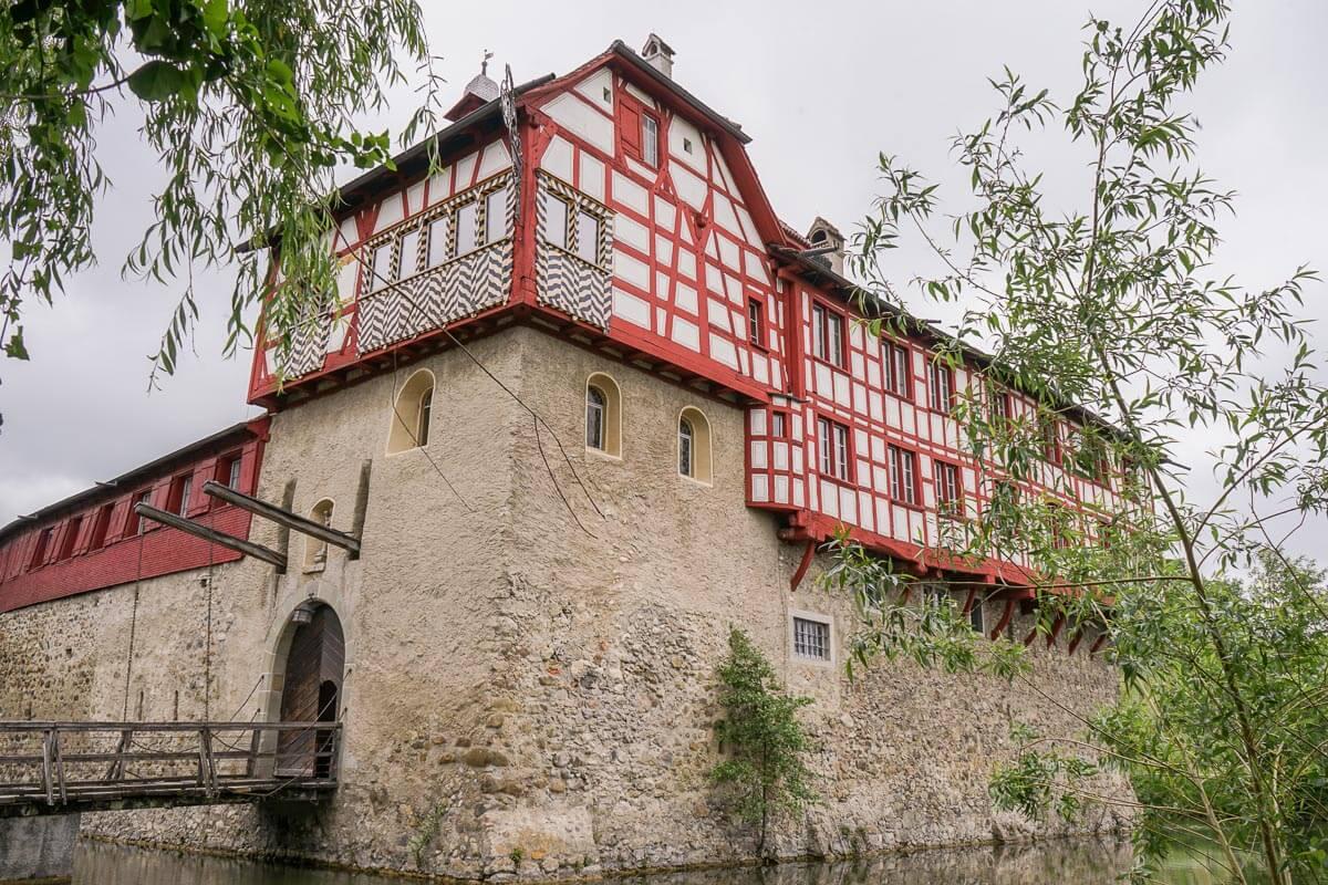 Wasserschloss Hagenwil: Restaurant, Events, Hochzeiten