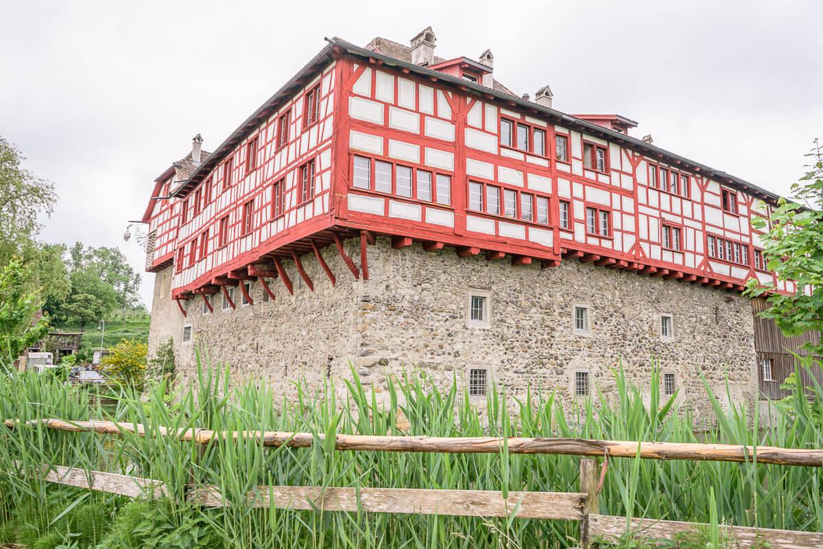 Gourmet-Restaurant Schloss Hagenwil bei Amriswil