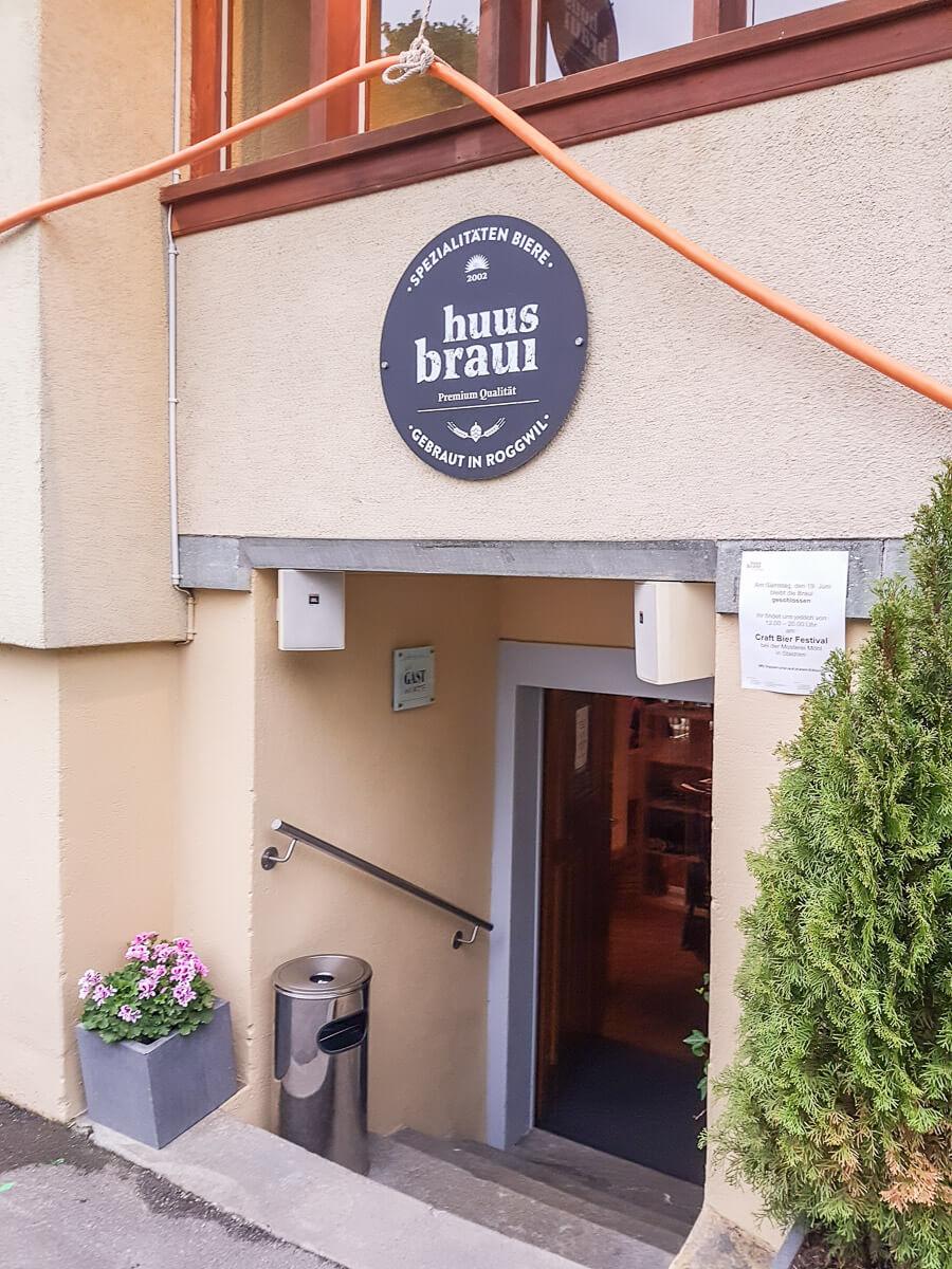 Huus Braui - Bier aus dem Thurgau