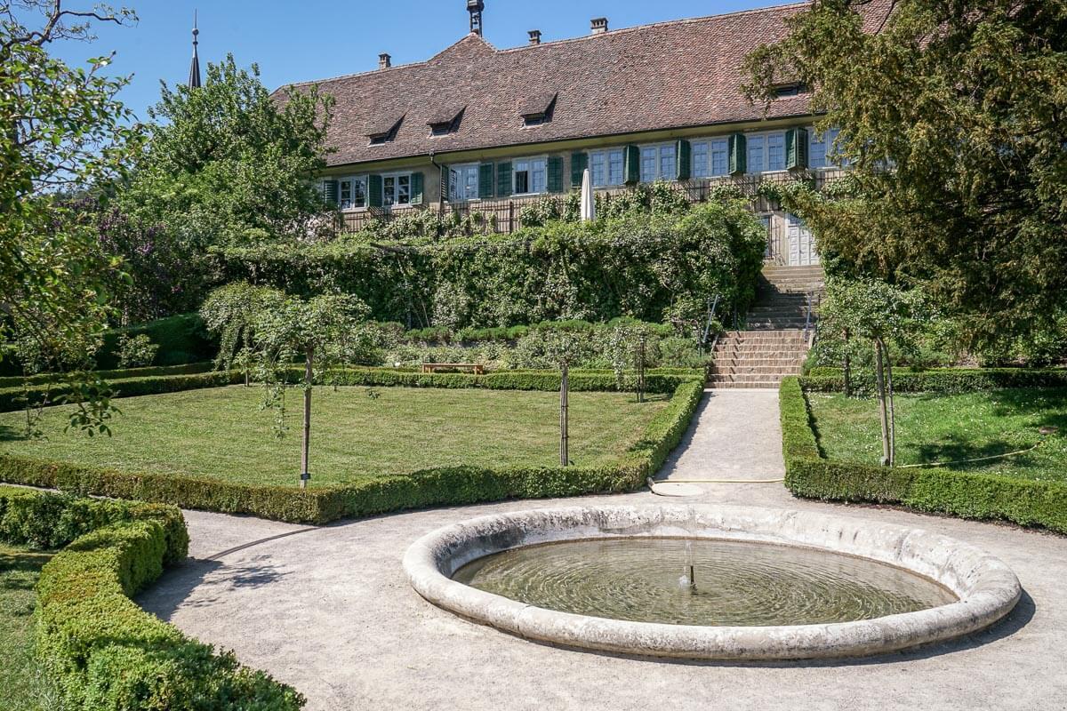 Kartause Ittingen - Blumen, Gärten und Museen