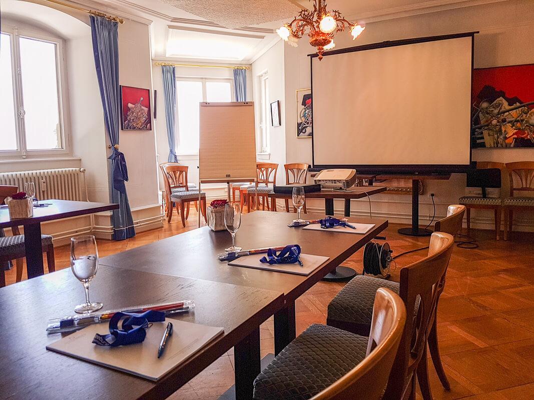 Tagungs- und Seminarraum in Kreuzlingen: Seeburg