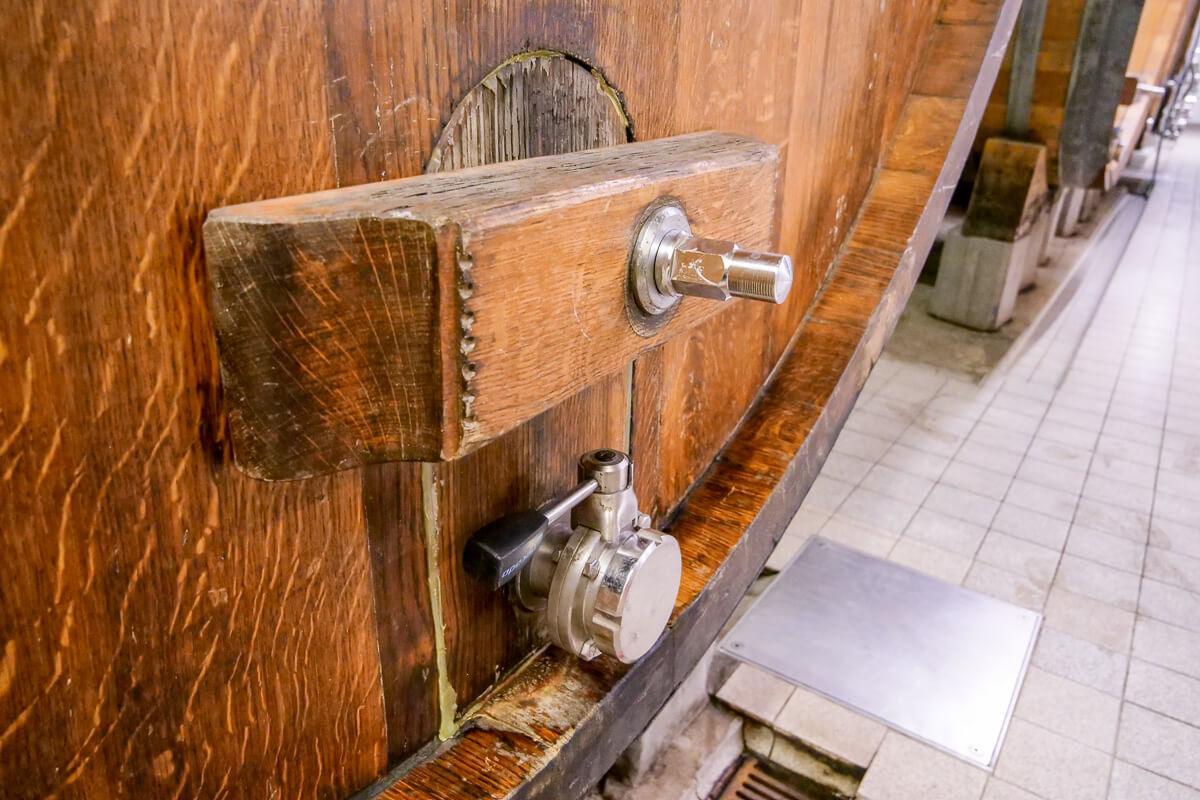 Saft vom Fass: Die Thurgauer Spezialität von Möhl
