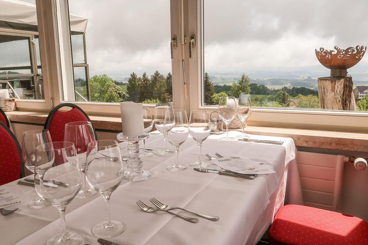 Gut bürgerlich essen - Hochzeiten, Events - Restaurant Nollen Thurgau