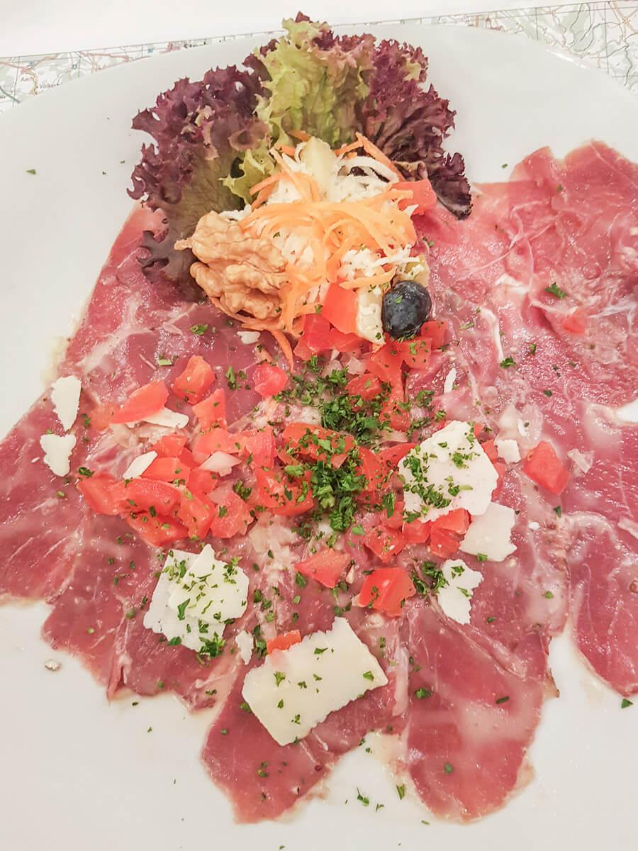 Wildspezialitäten aus der Region: Restaurant Nollen Thurgau