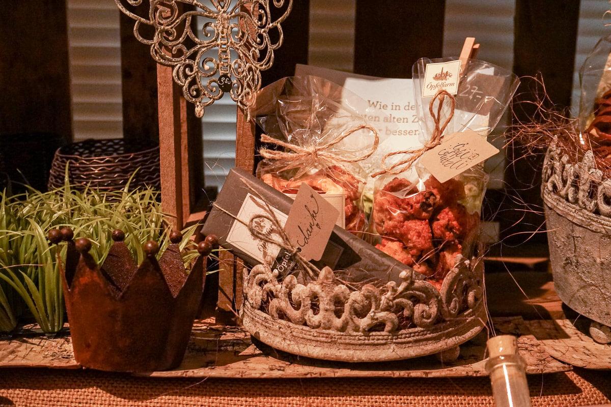 Öpfelfarm Geschenksideen: Thurgauer Spezialitäten vom Hof