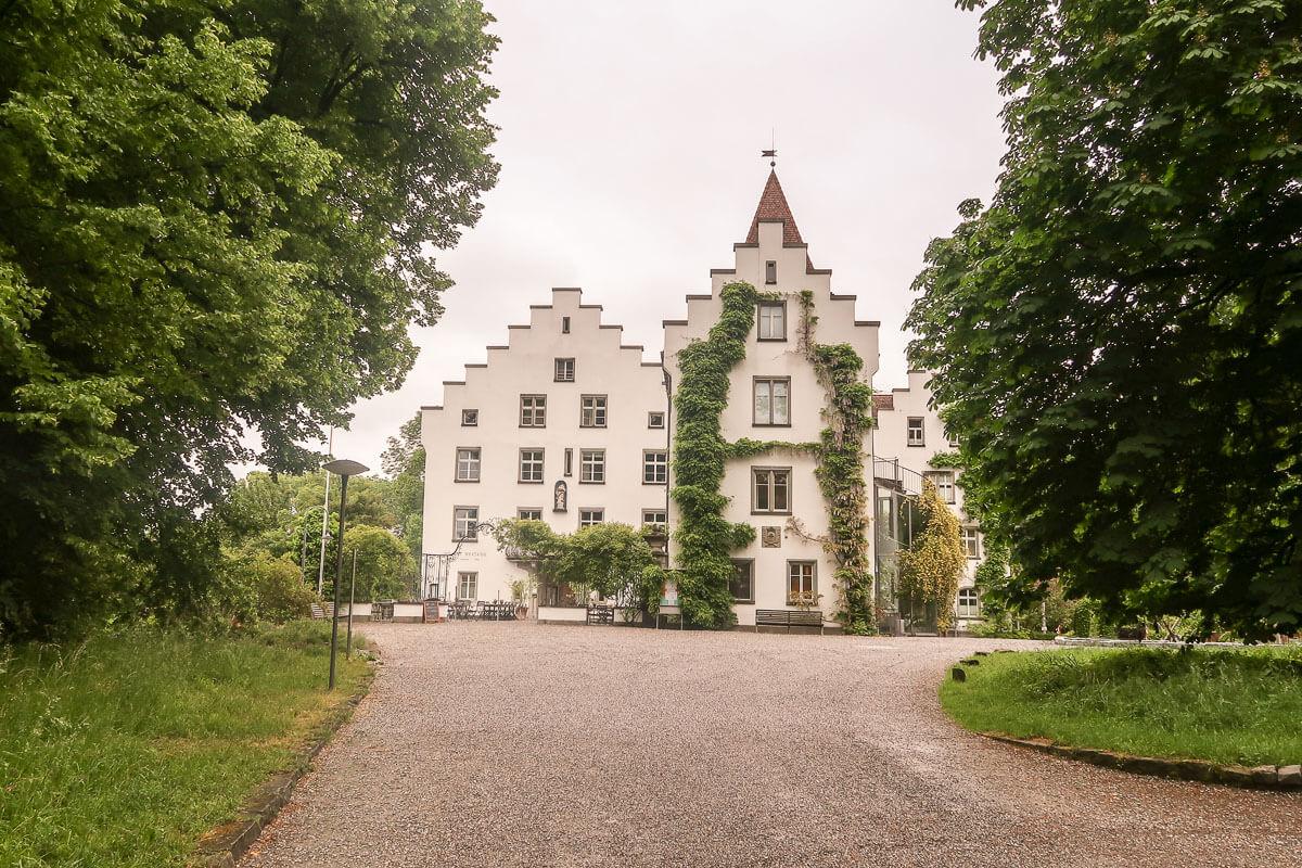 Bio Schlosshotel Wartegg - Umweltbewusst übernachten und essen im Thurgau
