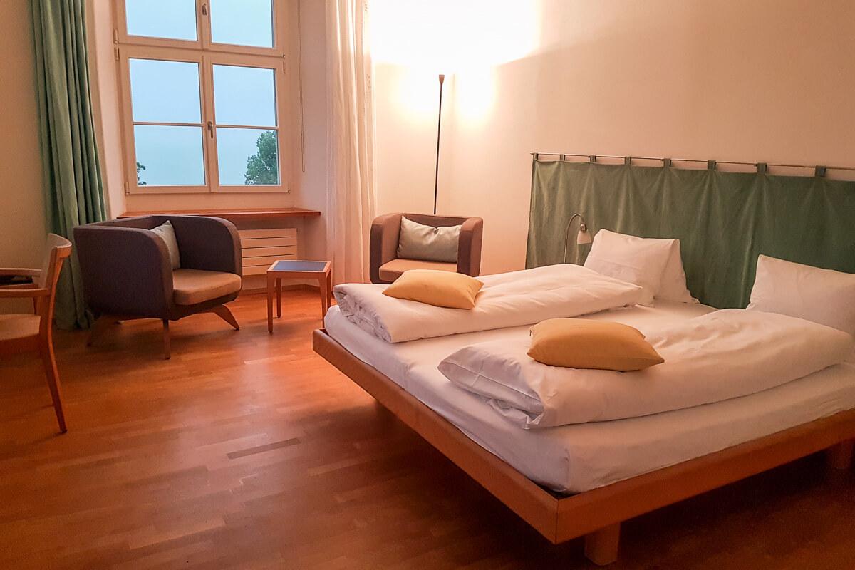 3 Sterne Hotel am Bodensee: Schlosshotel Wartegg in Rorschacherberg
