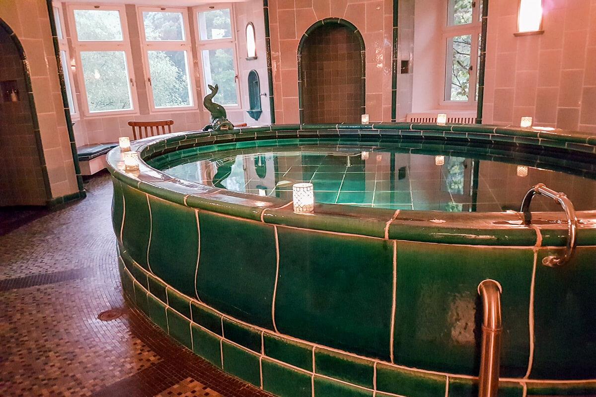 Sauna und Wellness im Thurgau: Schlosshotel Wartegg Rorschacherberg