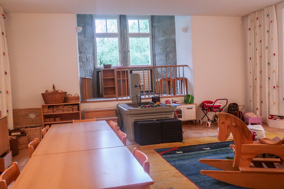 Kinderfreundliches Hotel / Hundefreundliches Hotel im Thurgau: Schloss Wartegg