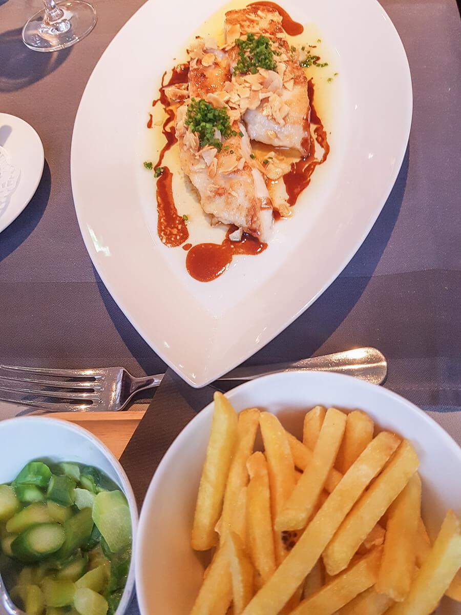 Lecker essen in Tägerwilen: Juckers Boutique Hotel