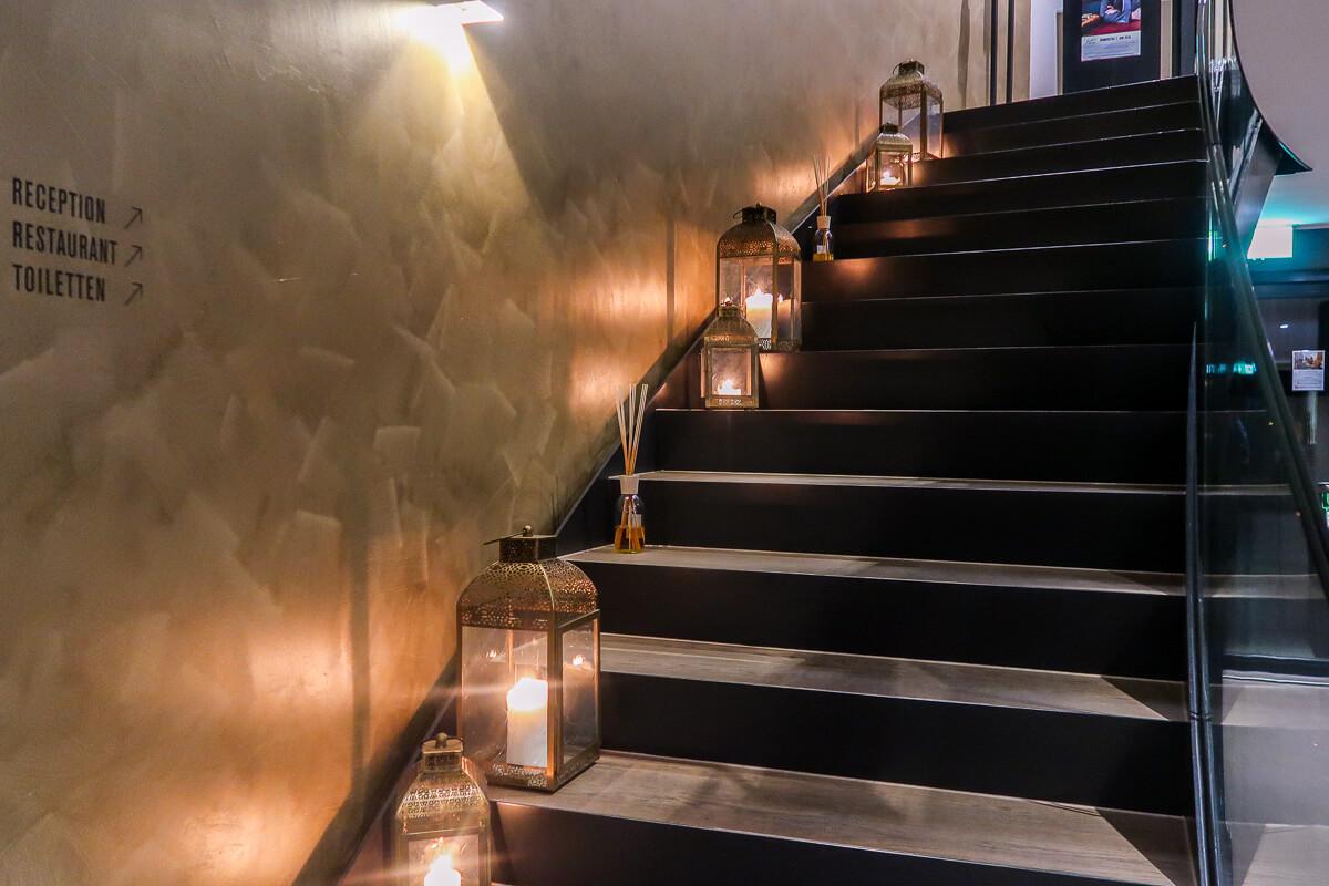Gin Bar und Zigarren-Lounge: Juckers Boutique Hotel Tägerwilen