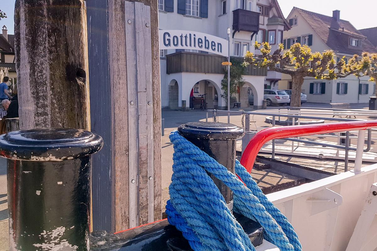 Unterwegs durch den Thurgau auf dem Wasser - URh