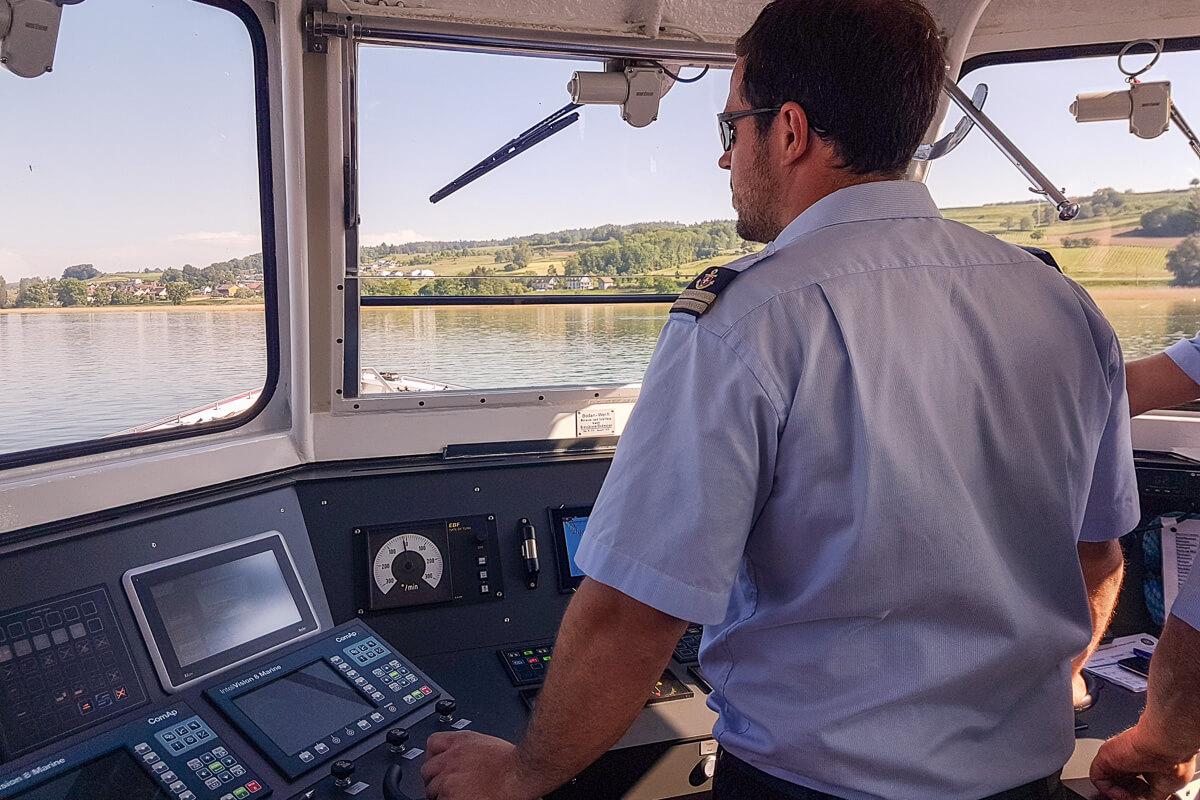 Spezialfahrten und Events mit der URh auf dem Untersee und Rhein