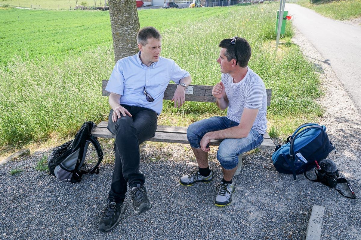 Weinweg Weinfelden: Politiker involviert