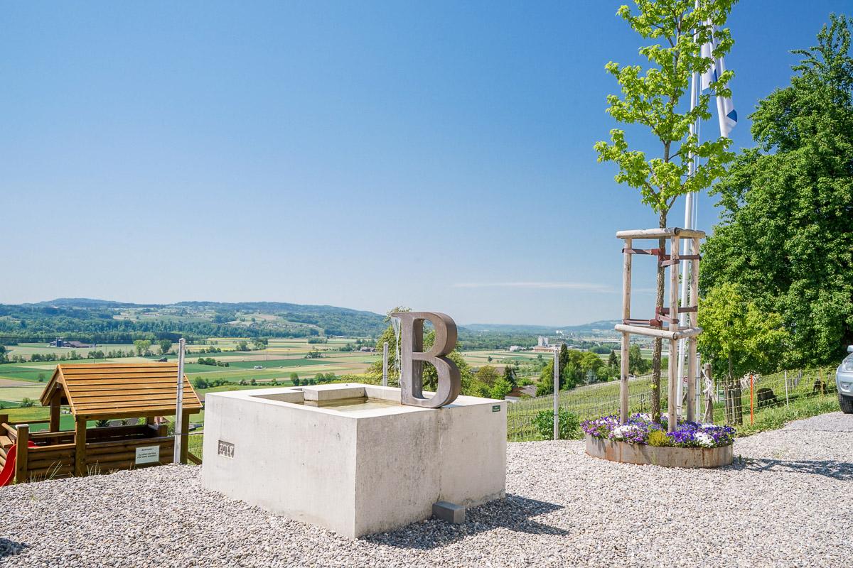 Weingut Burkhart: Neuer Anbau mit toller Aussicht